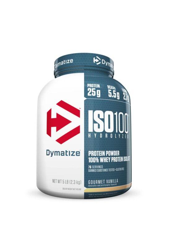 Dymatize Iso 100 Sütikrém 2257 g