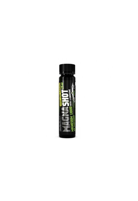 BiotechUSA - MagnaShot 25 ml 20 db/doboz