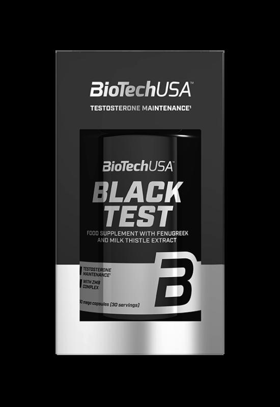 BioTechUSA Black Test 90 kapszula