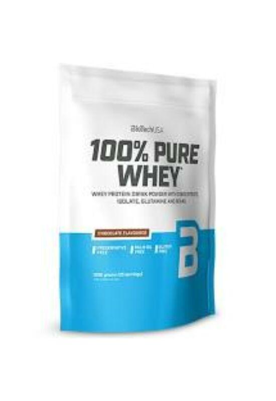BioTechUSA 100% Pure Whey 28g Tejberizs