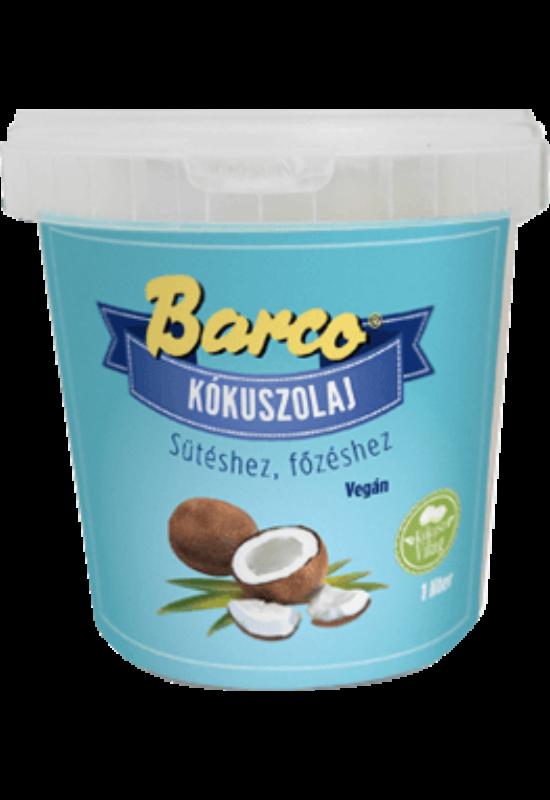 Barco Kókuszolaj VÖDRÖS 1000ml
