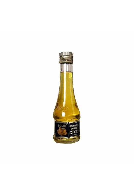 Solio hidegen sajtolt barackmag olaj 200 ml