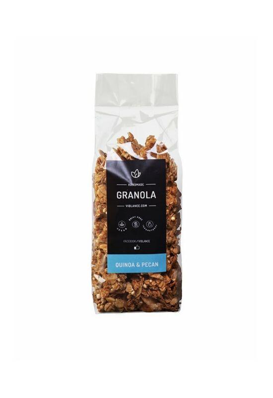 Viblance Granola Quinoa & Pecan 250 g