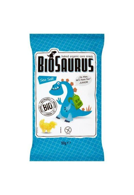 Biopont Bio Kukorica Snack tengeri sós 50 g