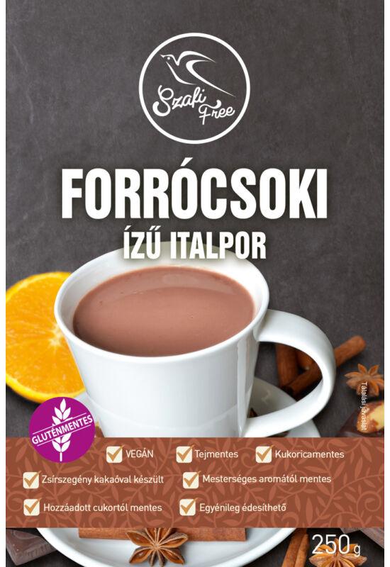 Szafi Free Forró csoki ízű italpor 250 g