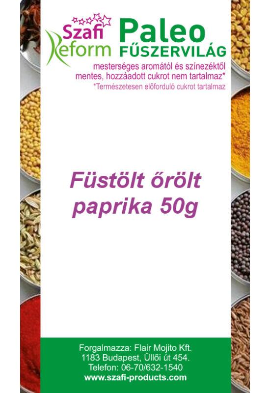 SZAFI REFORM Füstölt Paprika 50g