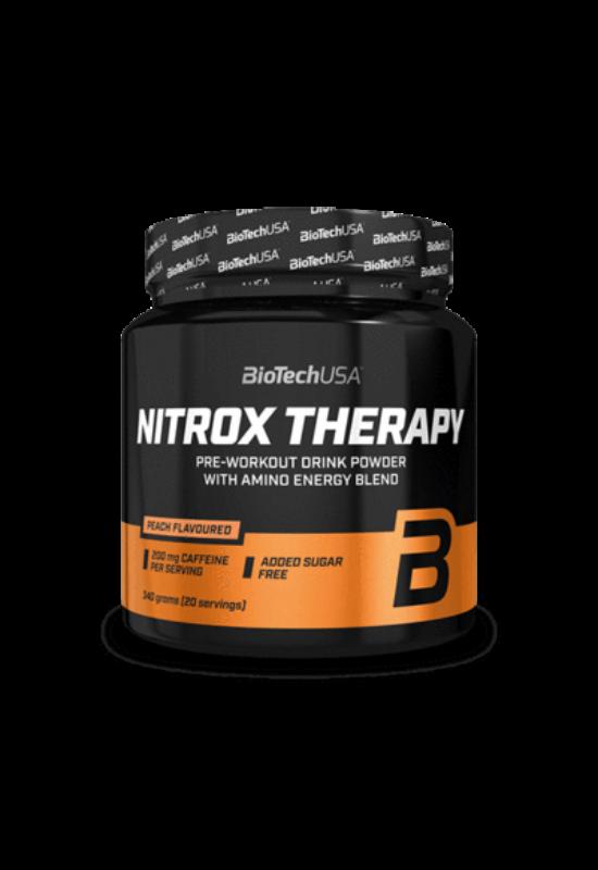 BioTechUSA NITROX THERAPY 340g őszibarack