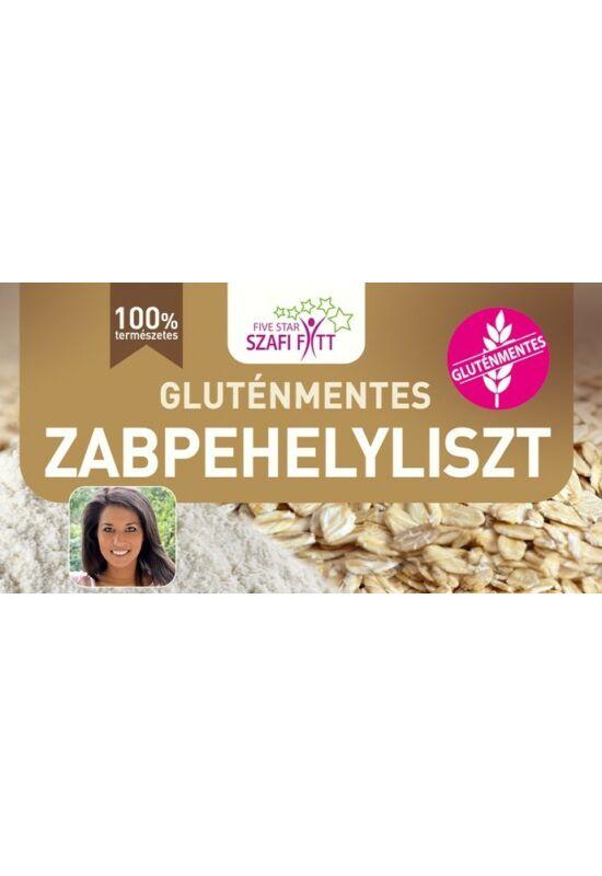 Szafi Fitt - Gluténmentes zabpehelyliszt 500 g