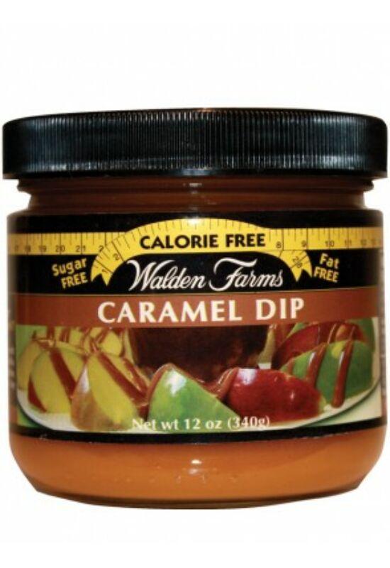 Walden Farms DIP - Caramel Dip (Karamell mártogatós) 340g
