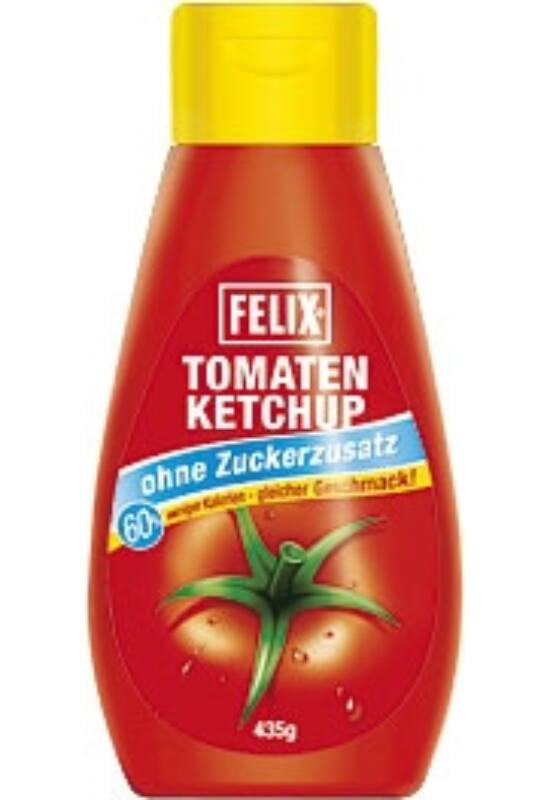 Felix Ketchup hozzáadott cukor nélkül 435 g