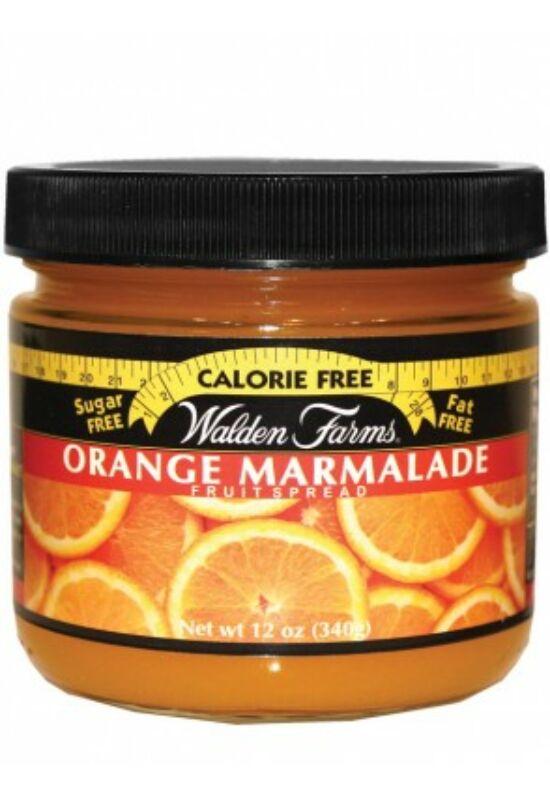 Walden Farms Dzsem - Orange Marmalade Fruit Spread (Narancs Dzsem) 340 g
