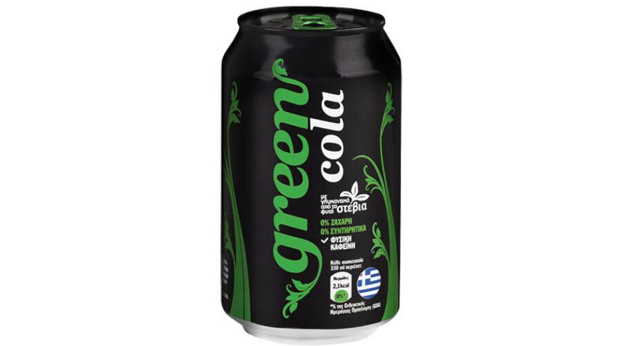 Green Cola 0,33 l
